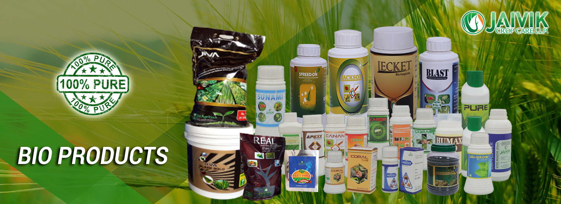 Organic Pesticide Supplier